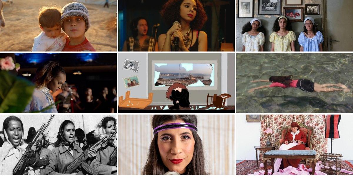 "AFMI showcase ""6 days/6 nights Revolutionary Arab Women in the Arts"""
